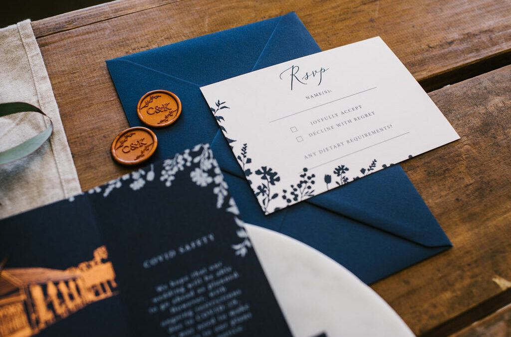 5 Reasons NOT to DIY Your Wedding Stationery