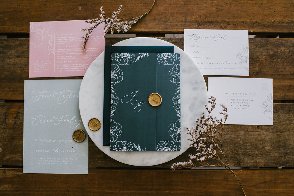plan for perfect wedding stationery